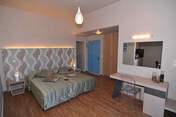 LESVOS HOTELS APARTMENTS SUPREME ROOM 009