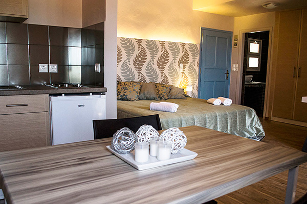 LESVOS HOTELS APARTMENTS SUPREME ROOM 013