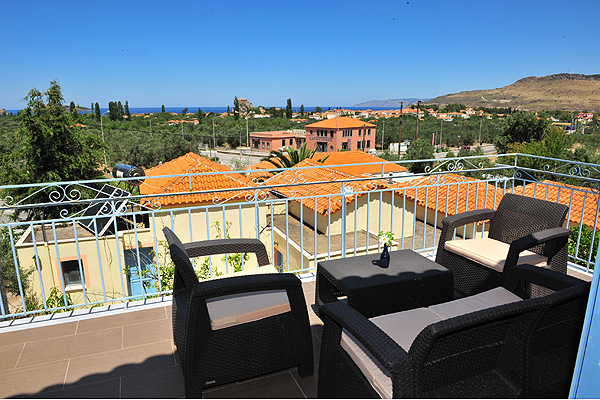 LESVOS HOTELS APARTMENTS SUPREME ROOM 015