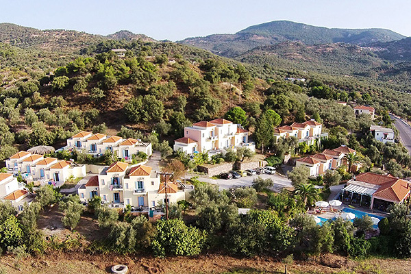 LESVOS HOTELS APARTMENTS LOCATION 001